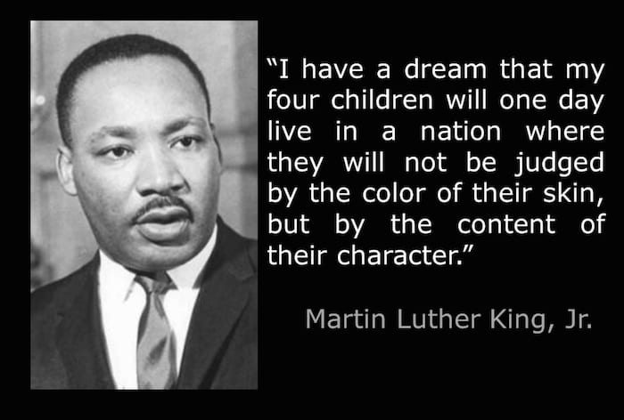 Like Martin Luther King I, too, have a dream. What's yours?