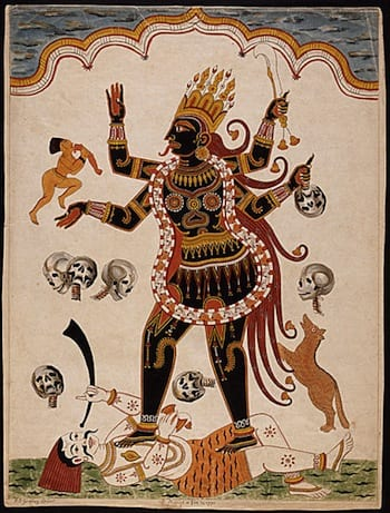 Transformation: Your dance with Kali