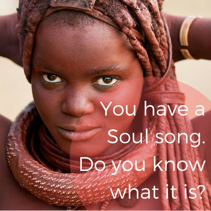 You have a Soul song. Do you know what it is?